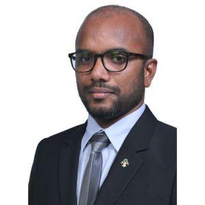 H. E. Mr. Ibrahim Ameer