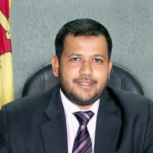 H.E. Mr. Rishad Bathiudeen